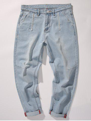 Tapered Fit Neuf Minutes de Jeans