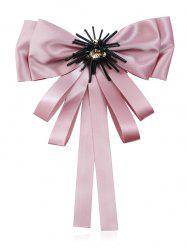 Multilayers Ribbon Bowknot Wedding Party Brooch -