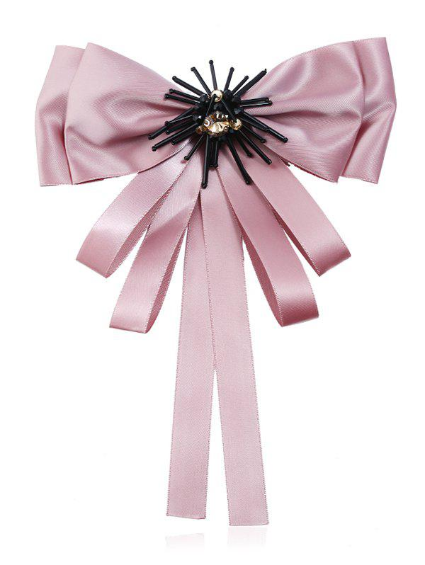 Sale Multilayers Ribbon Bowknot Wedding Party Brooch