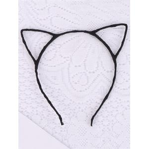 Vintage Cat Ears Hairband -