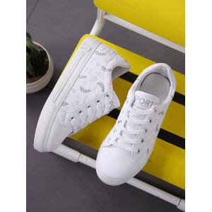 Outdoor Print Breathable Trainers -