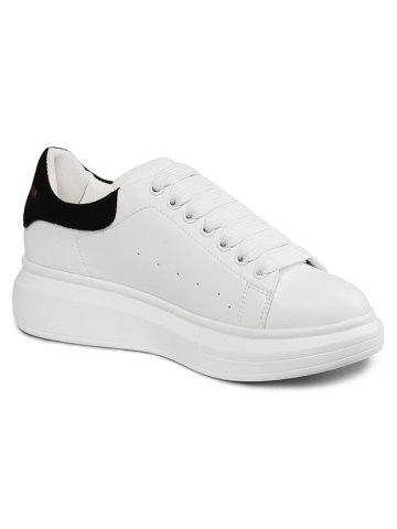 New Lanbaoli Platform Casual Trainers
