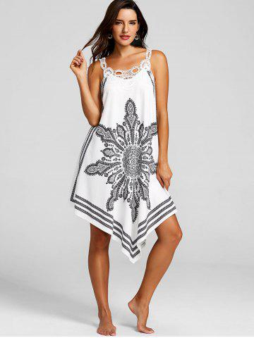 Tribal Print Sleeveless Dress