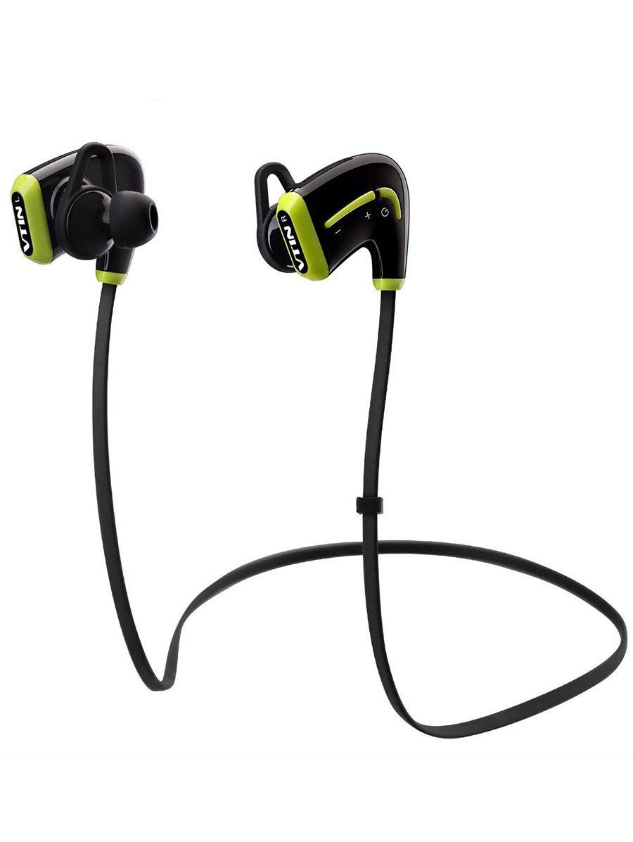 Shops Vtin Bluetooth Sweatproof Earphone with Mic Noise Cancelling Stereo Wireless