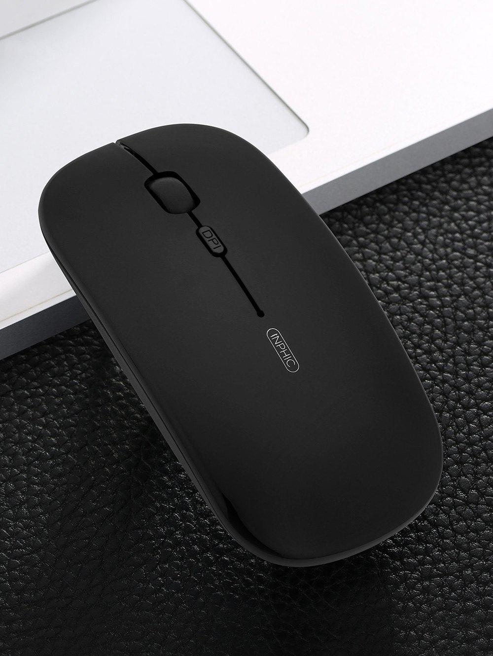 Best Inphic Ultra-thin Portable Mobile Wireless Mouse For Tablet