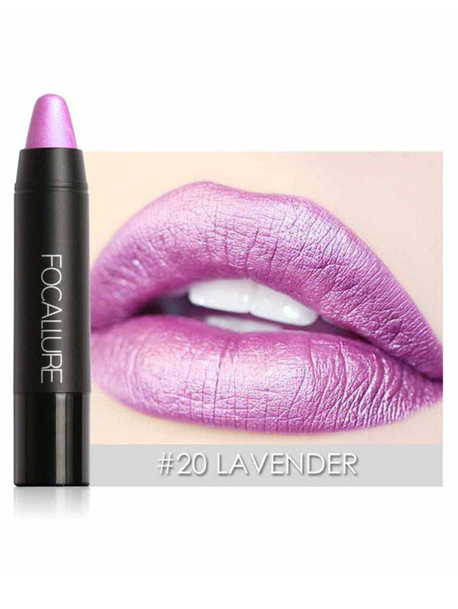 Shop Waterproof Long Lasting Metallic Glitter Shimmer Lipstick