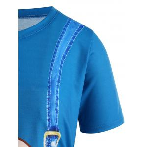 3D Baby Maternity Tunic T-shirt -