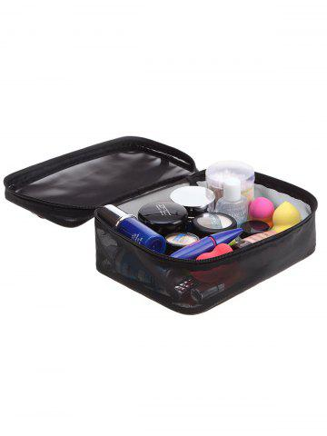 New Mesh Breathable Makeup Tool Cosmetics Bag