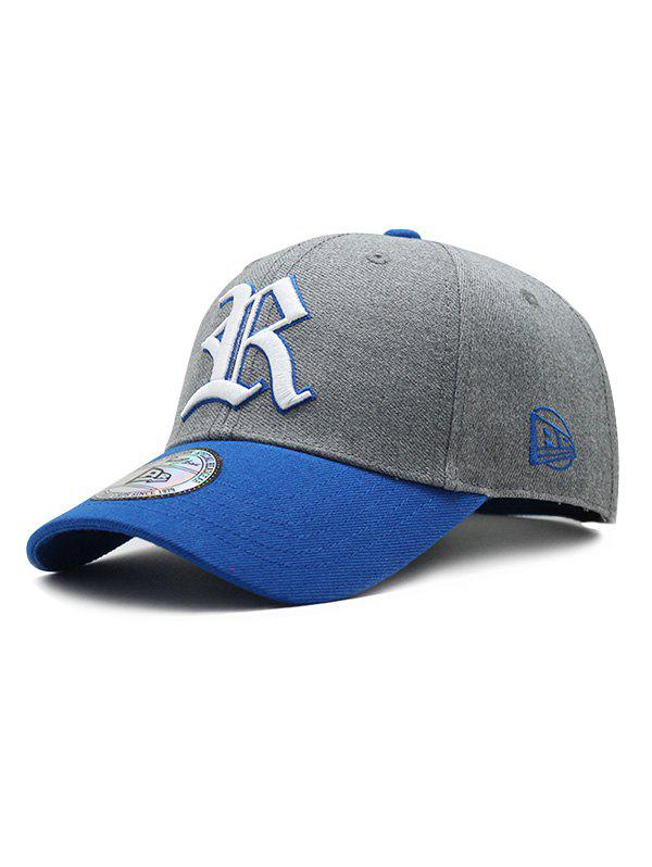 Buy Letter Embroidery Adjustable Graphic Hat