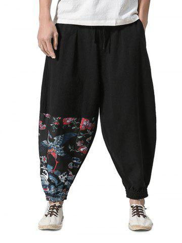 Best Vintage Pattern Jogger Pants
