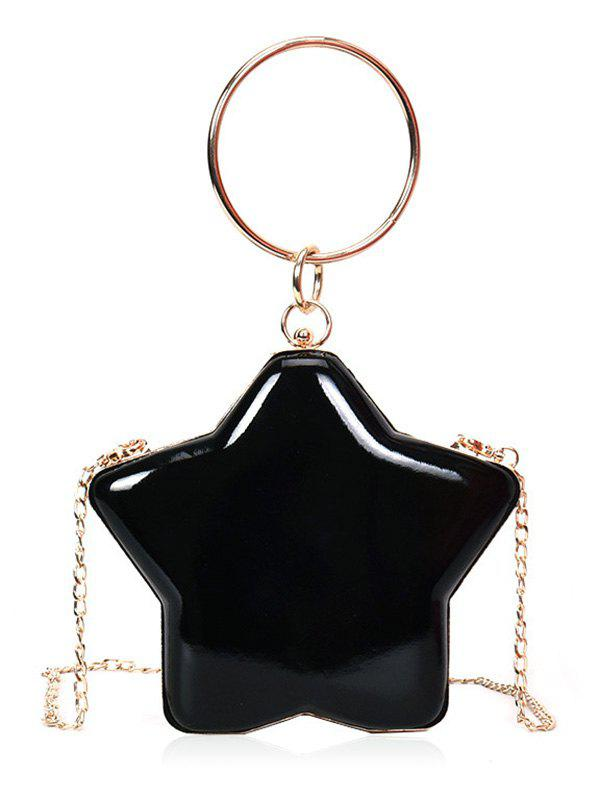 New Pentagram Chic Handbag with Chain