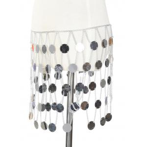 Metal Chain Body Skirt Jewelry -