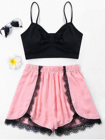 Shop Lace Insert Two Piece Outfits