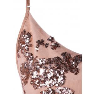 Sparkly Short Summer Camisole -