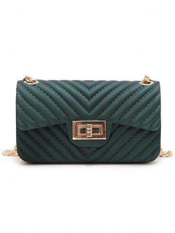 Best Chic Quilted Chain Crossbody Bag for Holiday