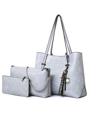 Best 3 Pieces Causal Hang Out Shoulder Bag Set
