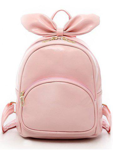 Latest Lovely Bowknot Rabbit Ear Pattern Mini Backpack