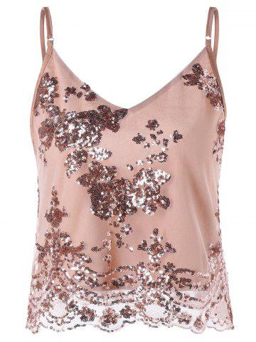 Outfit Sparkly Short Summer Camisole