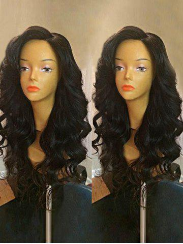 Outfits Long Side Parting Loose Wave Synthetic Wig