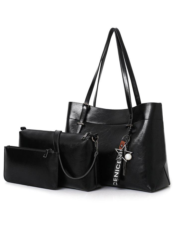Chic 3 Pieces Causal Hang Out Shoulder Bag Set