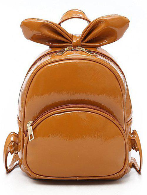 Cheap Lovely Bowknot Rabbit Ear Pattern Mini Backpack