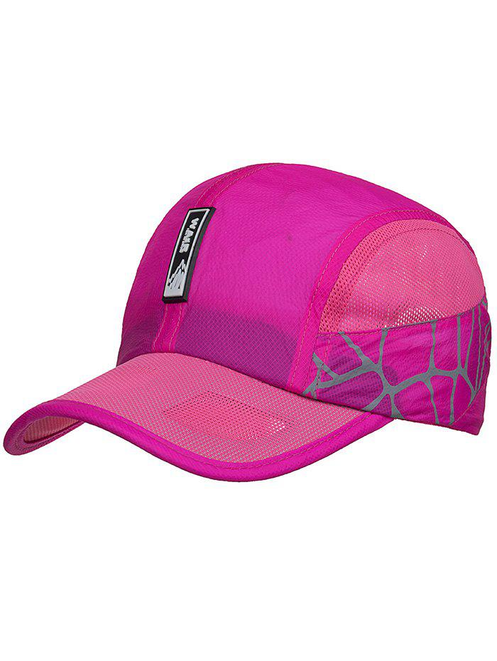 Outfits Outdoor Letter Pattern Lightweight Sunscreen Hat