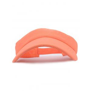Anti UV Open Top Quick Dry Summer Hat -