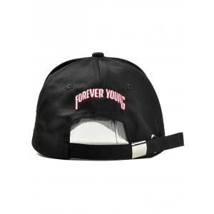 Statement Letter Embroidery Hop Hop Hat -