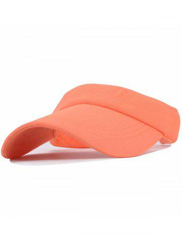 Anti UV Open Top Quick Dry Summer Hat