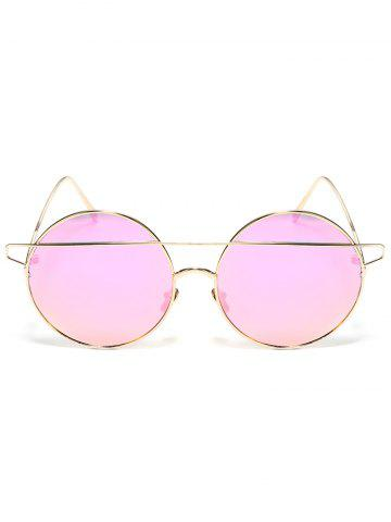 Cheap Vintage Metal Frame Street Snap Travel Sunglasses