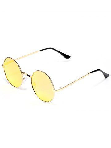 Best Colorful Metal Mirrored Street Snap Sunglasses
