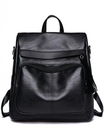 New Daily Shopping Backpack with Top Handle