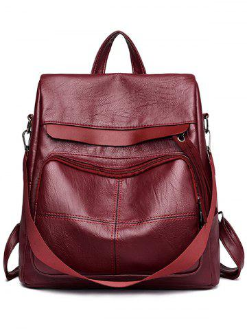 Buy Daily Shopping Backpack with Top Handle