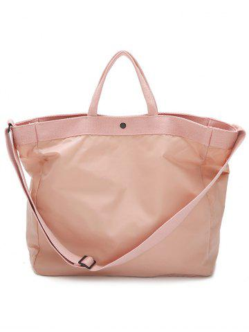 Fancy Big Capacity Portable Travel Tote Bag with Shoulder Strap