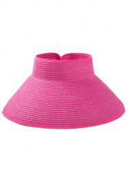 Outdoor Open Top Foldable Sunscreen Hat -