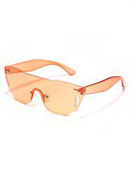 Anti UV Mirrored Reflective Sheild Sunglasses -