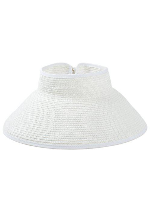 Unique Outdoor Open Top Foldable Sunscreen Hat