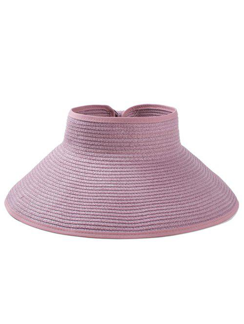 Trendy Outdoor Open Top Foldable Sunscreen Hat