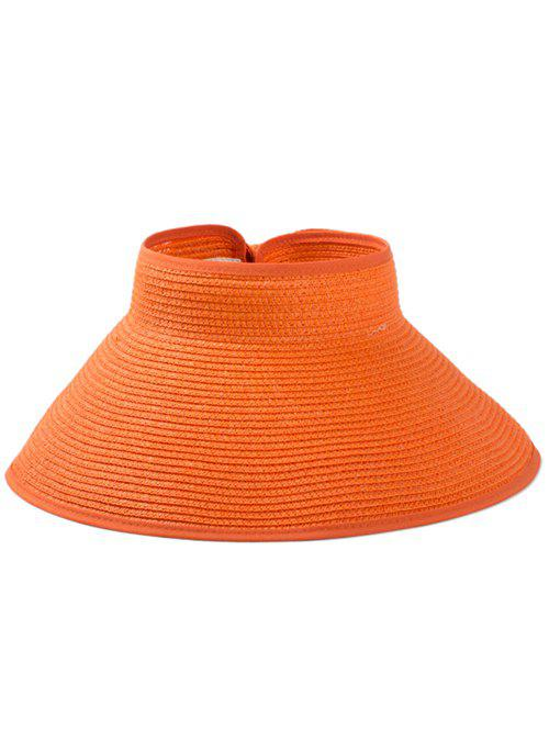 Latest Outdoor Open Top Foldable Sunscreen Hat