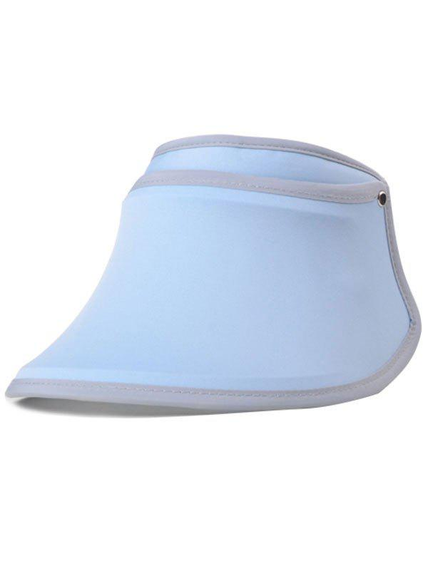 Anti-UV Open Top Wide Brim Sun Hat