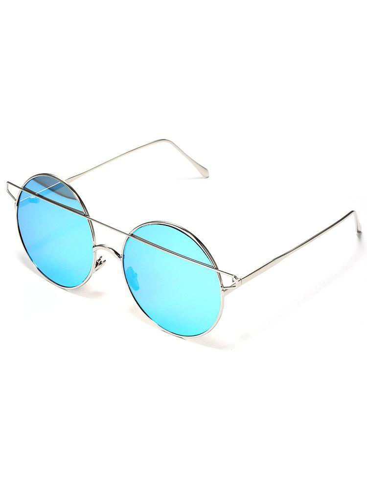 Affordable Vintage Metal Frame Street Snap Travel Sunglasses