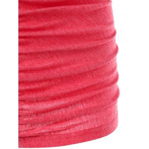 Ruched Empire Waist Tank Top -