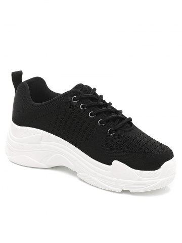 Hot Lanbaoli Breathable Lace Up Outdoor Basic Gym Sneakers