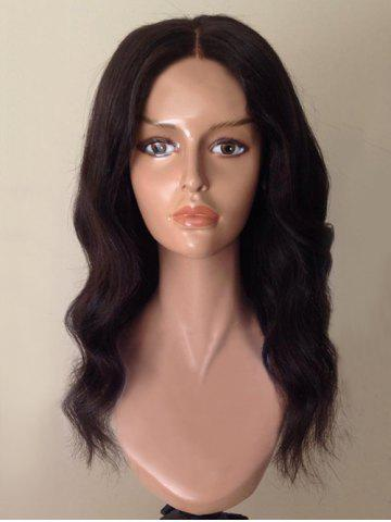 Shop Long Middle Parting Wavy Synthetic Wig