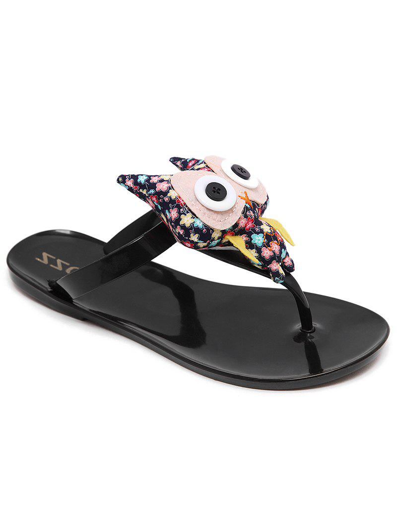 New Leisure Cartoon Flip Flops for Holiday