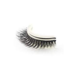 Natural Looking Volumizing Glue Free False Eyelashes -