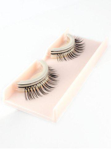 Unique Professional Handmade Reusable Volumizing Fluffy Fake Eyelashes