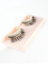 Professional Handmade Reusable Volumizing Fluffy Fake Eyelashes -