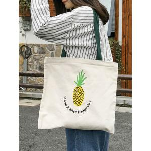 Casual Outdoor Shopping Shoulder Bag -