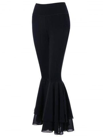 Best Tiered Flare Pants